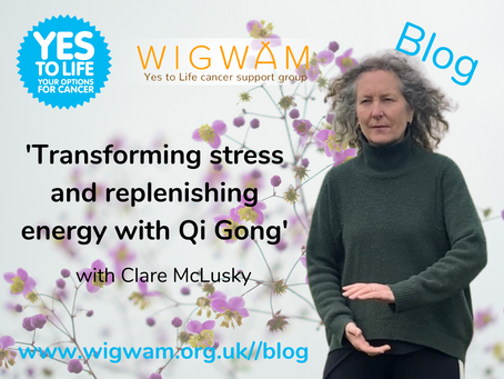 Transforming stress and replenishing energy with Qi Gong