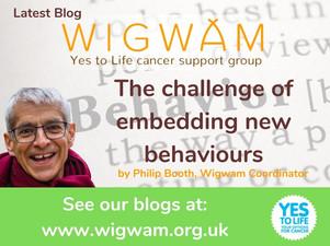The challenge of embedding new behaviours