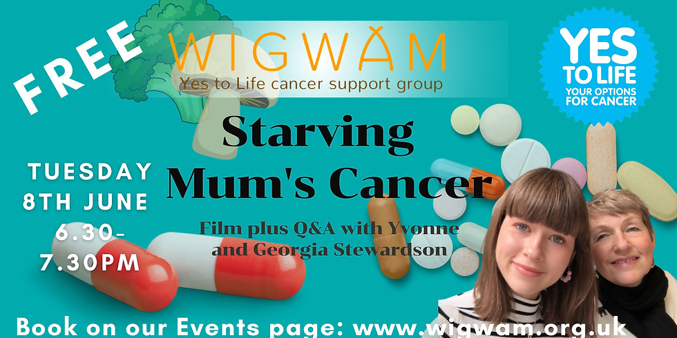 Starving Mum's Cancer