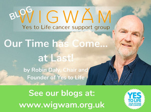 Our Time has Come… at Last! Blog by Robin Daly