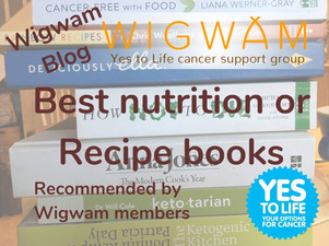 Best Nutrition or Recipe books