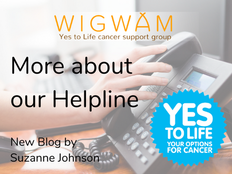 More about our Helpline
