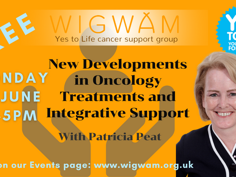 Next Forum 'a real treat' - New Developments in Oncology Treatments and Integrative Support