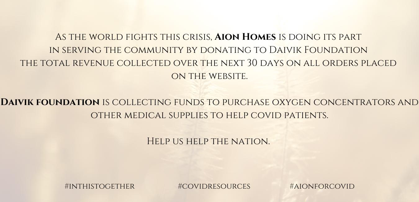 As the world goes through crisis, Aion H