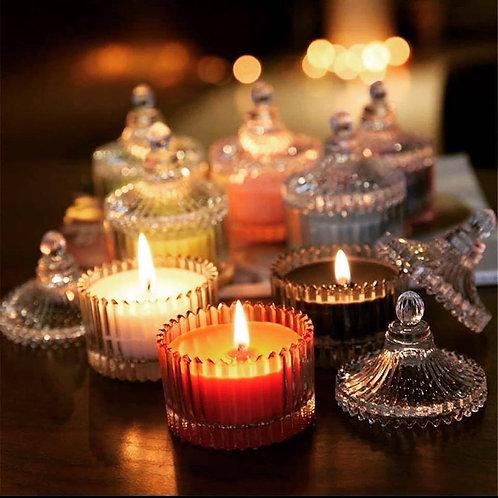Candy Jar candle - Apple Cinnamon