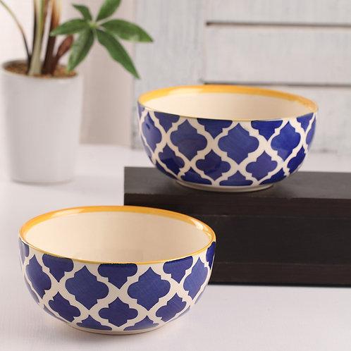 Umrao serving bowl. Set of 2