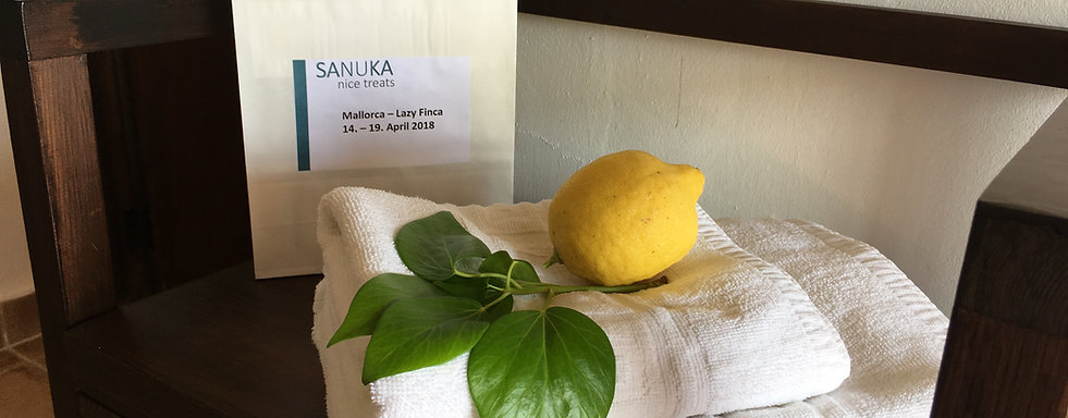 SANUKA: Auszeit im exklusiven Finca-Hotel