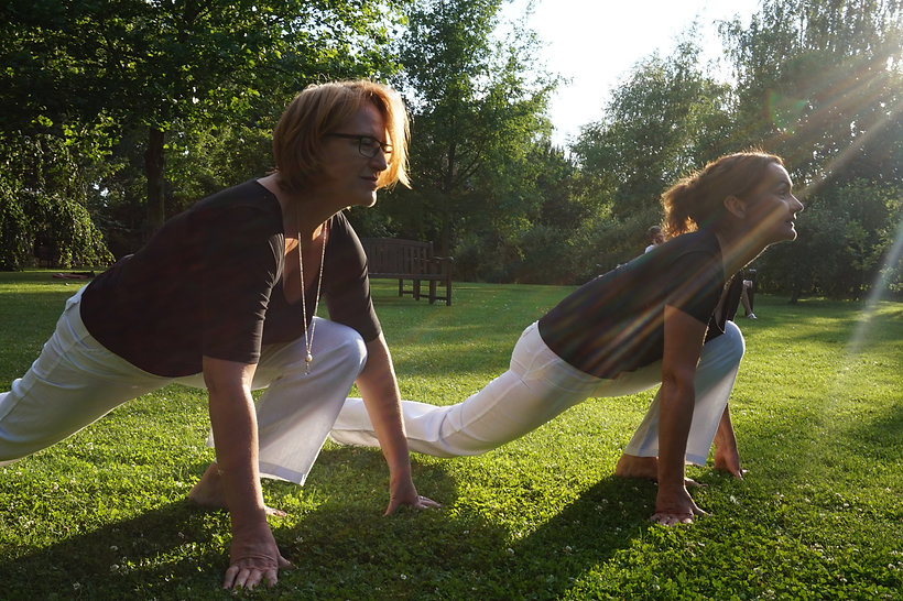 SANUKA: Qigong und Rolf Movement