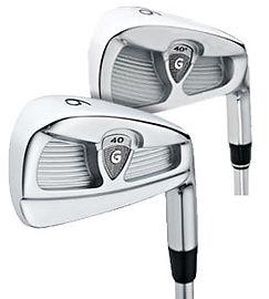 Jeff Sheets Golf,Club Design,Club Development,Golfsmith,G40