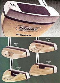 Jeff Sheets Golf,Club Design,Club Development,Golfsmith,Zebra