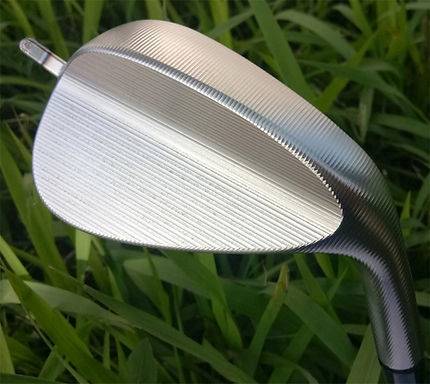02 - Royalty Wedge - Easily identifiable without branding logos due to 100 percent milled