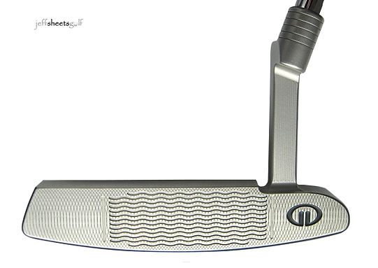Jeff Sheets Golf,Club Development,Design,CNC,milled,putter,milling,hand milled,machining