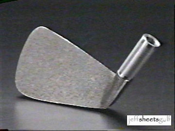 Jeff Sheets Golf Club Design, Golf Club Development,forging,forged,iron,head,billet