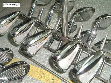 Jeff Sheets Golf Club Design, Golf Club Development,investment casting,casting,cast,iron,head,wax,slurry,mold,heat,treatmen