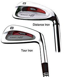 Jeff Sheets Golf,Club Design,Club Development,Wilson,Deep Red,Fat Shaft
