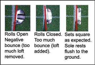 Jeff Sheets Golf,Club Design,Club Development,Perfect Fit,club fitting,custom fitting,Perfect Bend,customization,bending chart,hosel bend,hosel adjustment,flat,upright,weaker,stonger,loft,lie