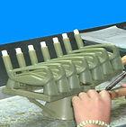 Jeff Sheets Golf Club Design, Golf Club Development, investment casting, irons,cast,tooling