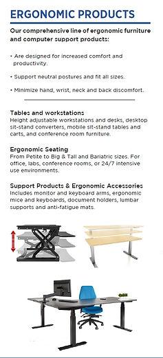 Advanced Ergonomic Concepts Inc - Produc