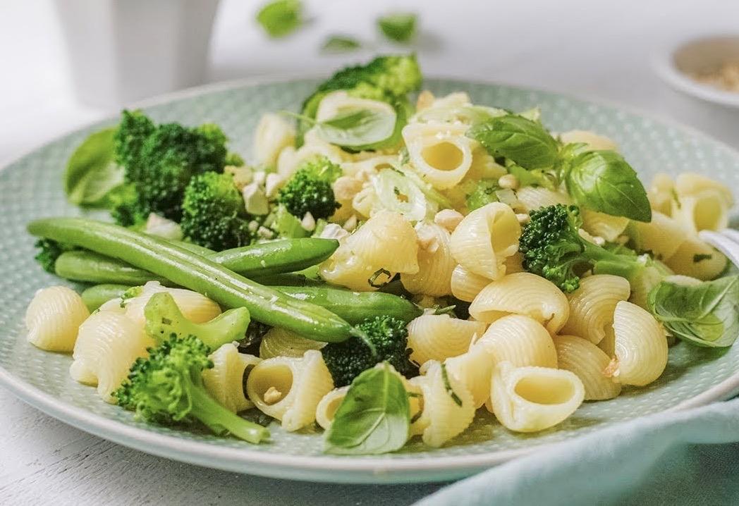 gnochi broccoli ...