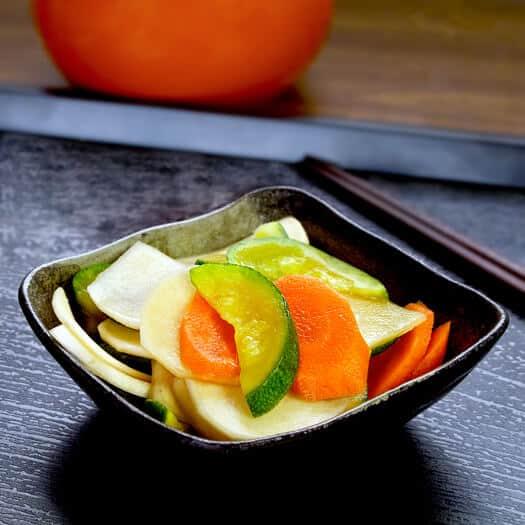 Tsukemono  漬物