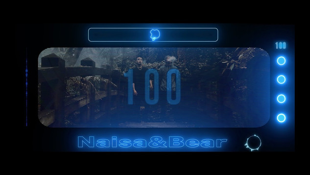 100 ( Naisa & Bear Motes ) - Official Music Video