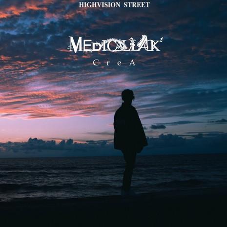 1月10日(日)配信開始!『Step 2 Island (feat. OZworld)』CreA 最新アルバム『MEDICAL LACK』