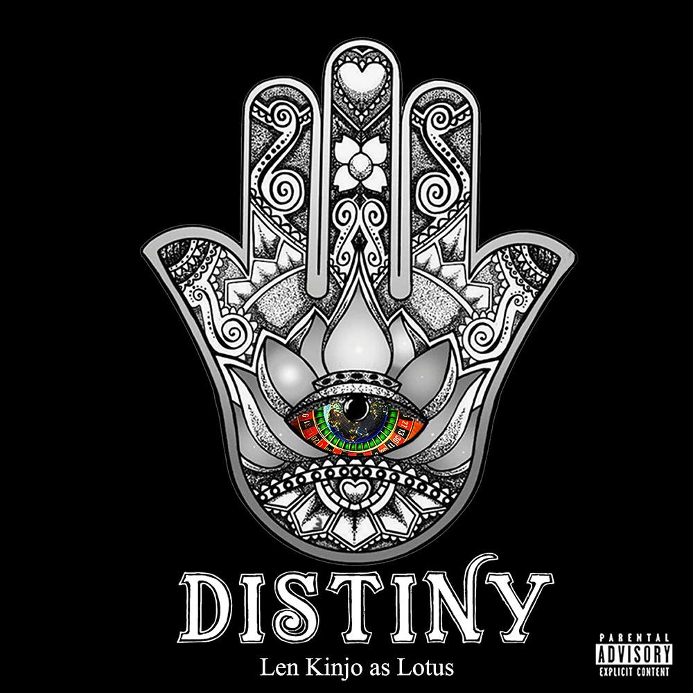 Len Kinjo as Lotus『DISTINY - EP』2020.2.4 リリース
