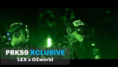 "LEX x OZworld ""NEVER LOSE"" (Produced by Chaki Zulu) [PRKS9 MV]"