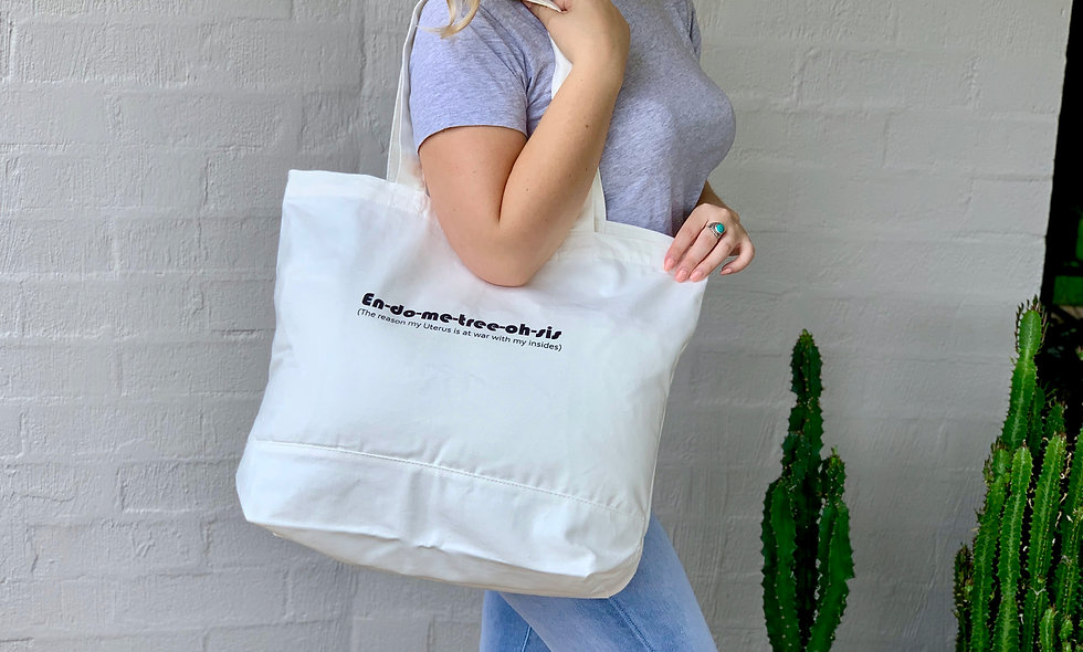 En-do Tote Bag Deluxe