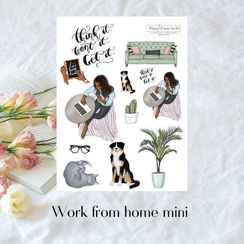 Work from home Mini Kit