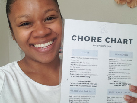 How to delegate chores to raise responsible kids and free up time for yourself.