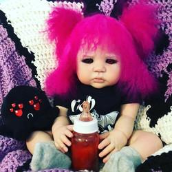 #hairgoals #pinkhairdontcare #thetwisted