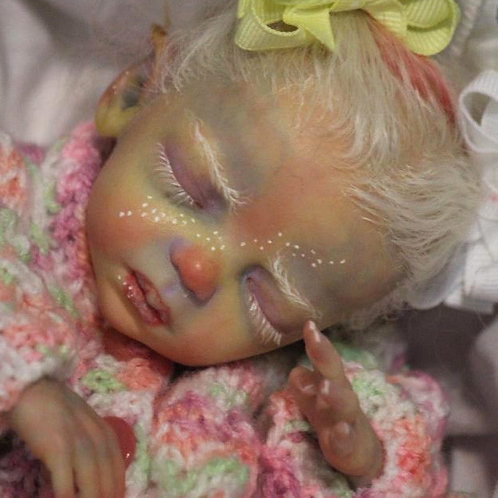Custom Pixie  Baby by Bean Shanine *The Twisted Beanstalk