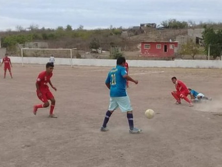 Pescadería Ibarra-Pueblo nuevo escala a la cima del futbol de primera fuerza