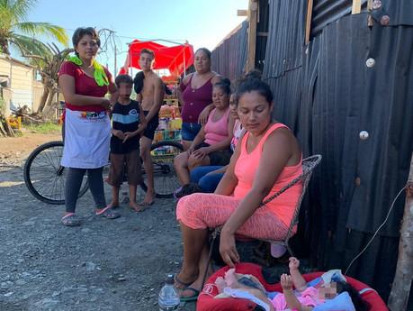 Familias de callejón Puerto Peñasco presentarán queja ante Derechos Humanos por amenazas de desalojo
