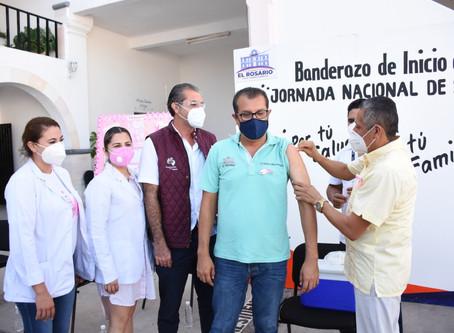 Arranca en Rosario Jornada Semana Nacional de Salud