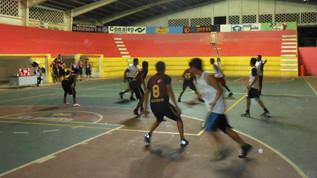 UTEsc vence con marcador de 40-36 a la UAdeO en el basketball de segunda fuerza