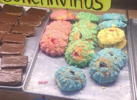 ¡La Conchavirus! La reciente creación de los panaderos mexicanos ¿la comerias?