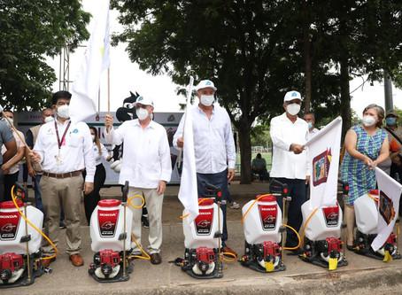 Inicia en Sinaloa la campaña de fumigación contra Dengue, Zika y Chikungunya
