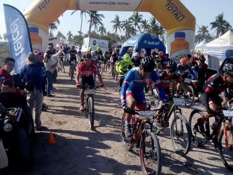 Todo un éxito el primer MTB Las Cabras, se repartieron mas de 33 mil pesos en premios