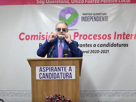 ¿¡Quico de Gobernador!? Carlos Villagran busca ser Gobernador de Querétaro