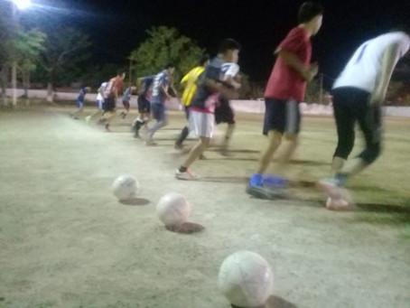Selección de Rosario inicia preparación para el estatal de futbol de primera fuerza