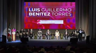 Destaca Luis Guillermo Benitez Torres trabajo conjunto para transformar a Mazatlán