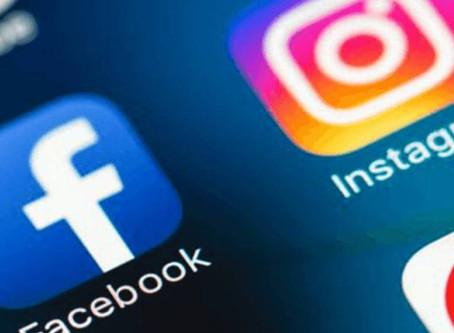 Se cae Facebook a nivel mundial; también Instagran se ve afectado
