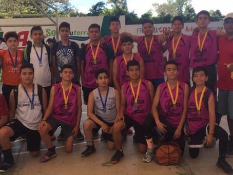 "Escuinapa se lleva la corona del torneo ""Pantanal"" de basquetbol juvenil en Tepic"