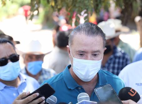 Sinaloa no regresará a las aulas este año, no es conveniente: Quirino Ordaz