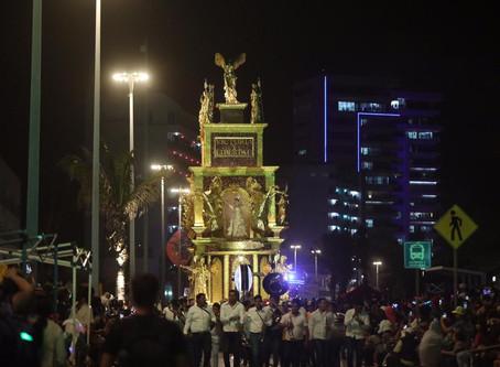 Majestuoso pero lento, así se vivió el tradicional desfile del Carnaval Internacional de Mazatlán