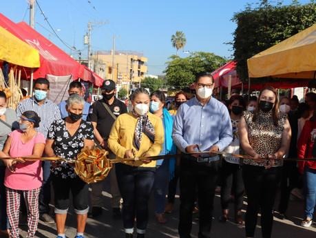 Arranca tercer verbena navideña en Escuinapa, ofrece gastronomía, artesanías y cultura