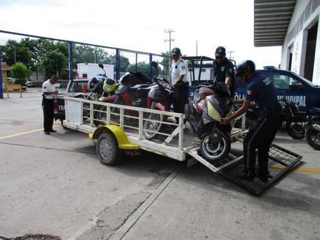 Motociclistas no aprovechan descuentos para obtener su licencia: Vialidad y Transporte