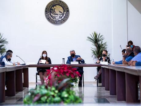 Pide Edgar González, aumentar 30 millones de pesos al presupuesto de pesca en Sinaloa